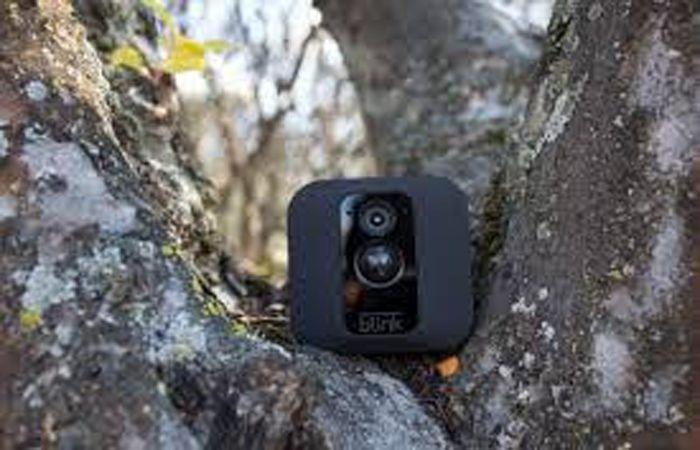 Hidden Outdoor Security Cameras
