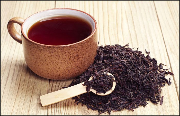 Right Method to Drink Black Tea to Reduce Weight