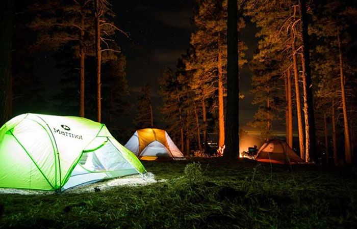 Things To Take For Camping