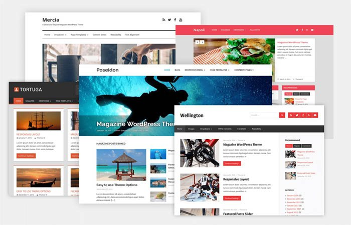 Easiest WordPress Theme To Use