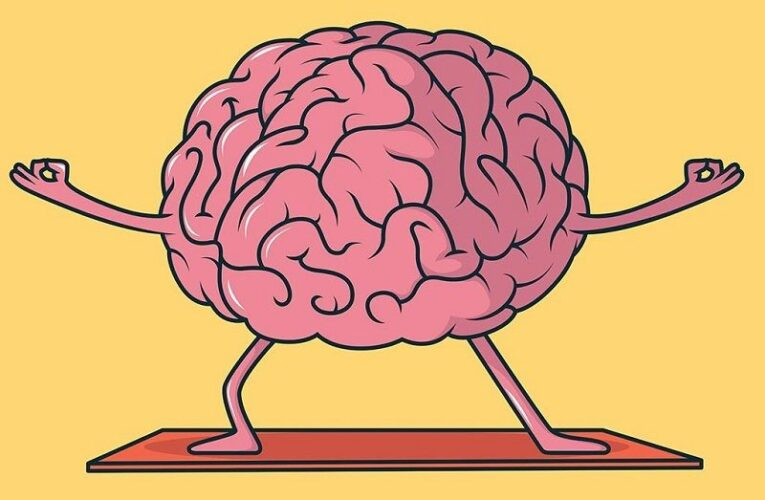 A Simple Yoga Exercise to Increase Brain Power