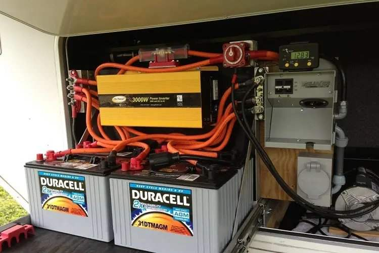 BEST GENERATOR FOR RV BATTERIES