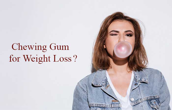 Chewing Gum for Weight Loss