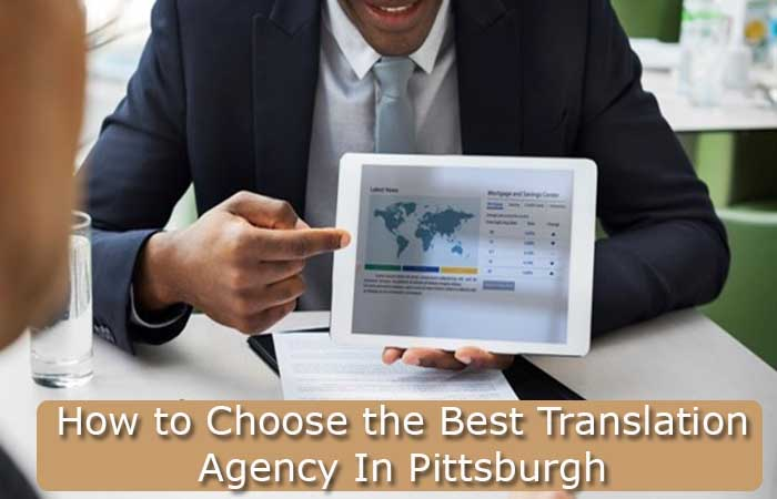 Best Translation Agency In Pittsburgh