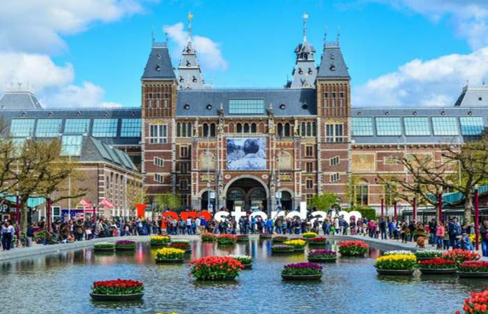 Rated Tourist Attractions in Amsterdam
