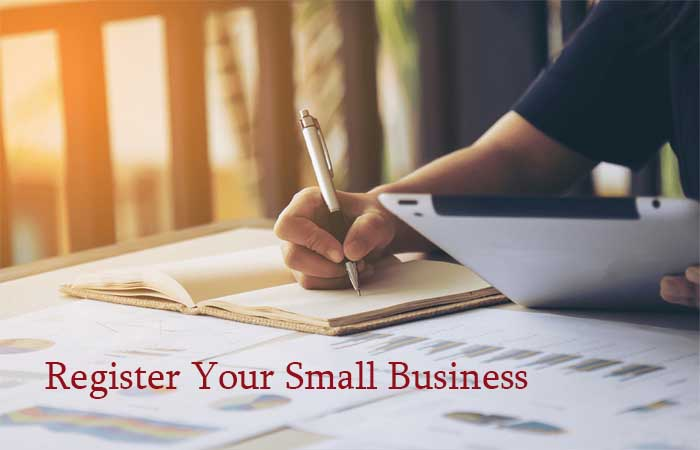 Register Your Small Business