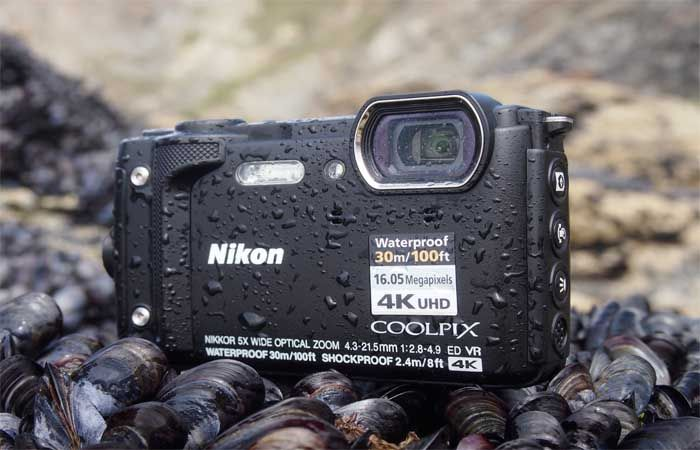 Waterproof Nikon Camera