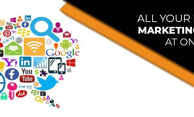 All Your Digital Marketing Tools At One Place