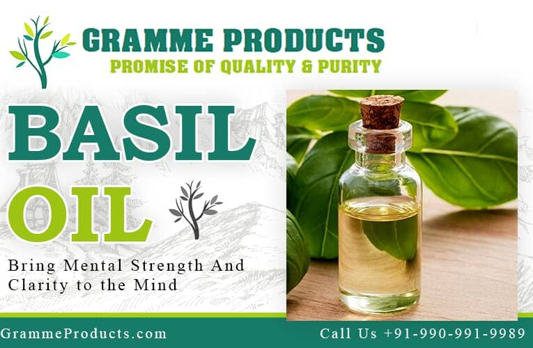 Basil Oil- An Ancient Healer by Nature
