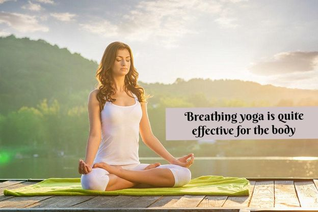 Breathing Yoga