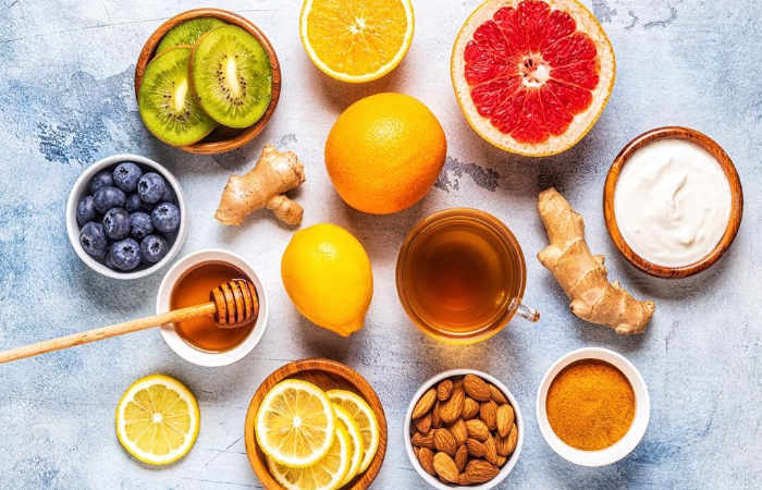 Top 10 Ingredients to Boost Your Immunity