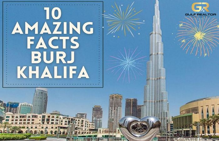 10 Incredible Facts About Burj Khalifa